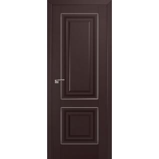 Дверь 27U Тёмно-коричневый