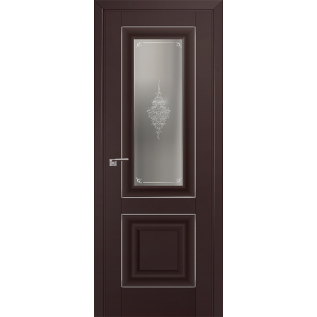 Дверь 28U Тёмно-коричневый