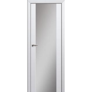 Дверь 8U Аляска, зеркальный триплекс