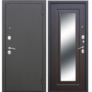Металлическая дверь ГАРДА   ЦАРСКОЕ ЗЕРКАЛО МУАР