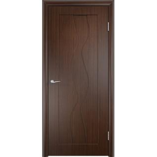 Двери ПВХ Вираж ДГ  венге