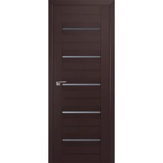 Дверь 48U Тёмно-коричневый