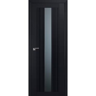 Дверь 53U Чёрный матовый