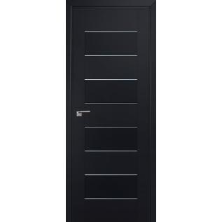 Дверь 45U Чёрный матовый