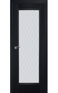 Дверь 65U Чёрный матовый