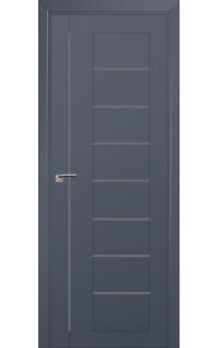 Дверь 17U Антрацит