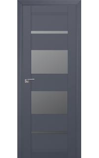 Дверь 72U Антрацит