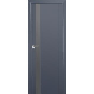 62U Антрацит, серебряный лак