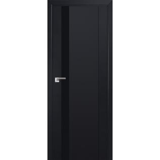 62U Черный бархат, черный лак