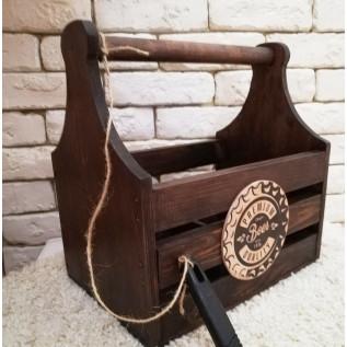 Ящик для пива и других напитков